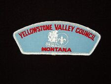 BOY SCOUT   YELLOWSTONE VALLEY COUNCIL   T1     MONTANA