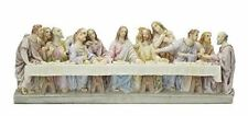 Jesus Christ Last Supper Veronese Statue Figurine Sculpture Religious Ornament