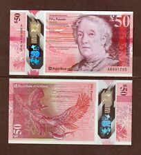 More details for scotland - 2020 (2021} royal bank of scotland £50 polymer banknote unc