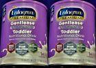 2 Cans =  Enfagrow Premium Gentlease / Toddler Nutritional Drink / 29.1oz x 2