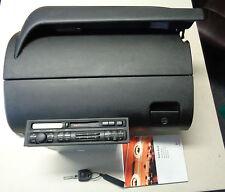 Cassetten-Radio 1M0035186F Handschuhfach 1M1857104A CD Wechsler SEAT LEON 1M