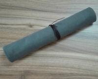6 Pocket Japanese Chef Knife Roll Bag Canvas Knife Storage Bag Carry Case Wallet