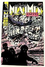 "John Byrne's ""NEXT MEN"" Issue # 19 (Oct, 1993, Dark Horse Comics) ""FAITH"" Part 1"