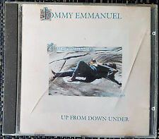 Tommy Emmanuel : Up from Down Under CD