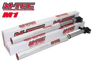 Pit bike M-TEC M1 Front Forks 770mm Suspension CW Bikes CW140