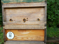Patented: Upstairs Downstairs Hive Intrance Starter Kit