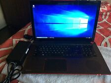 Toshiba Qosmio 17.3in Gaming Laptop, i7- 4700MQ - 2.4 GHz - 32 GB RAM, 1 TB,T400