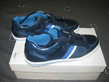 Sean John 'Budelli'  Navy/Blue/White shoes, size 10 US, Brand new in Box!!!