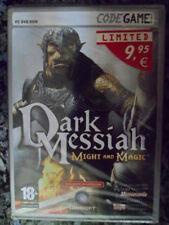 Dark Messiah Might and Magic PC Nuevo precintado Gran Aventura rol en castellano