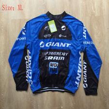 Cycling long sleeve jersey mens Team bike shirt bicycle sports uniform Size XL