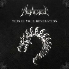 Metalsteel – This Is Your Revelation CD HEAVY METAL from Slovenia | Iced Earth