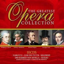 CD Greatest Opera Colección 12CDs con Nabucco, El Barbier De Sevilla
