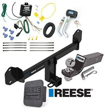 "Reese Trailer Tow Hitch For 11-19 BMW X3 Deluxe Package Wiring 2"" Ball and Lock"