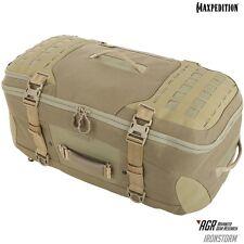Maxpedition MXRSMTAN IRONSTORM Adventure Travel Bag, Tan