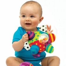 Baby Toy Fun Little Bell Baby Ball Rattle Toy Develop Kids Intelligence Grasping