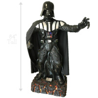 "Darth Vader Full Size Statue Anakin 84"" Life Size Prop Replica Star Wars Figure"