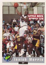 1992-93 Classic Draft Picks #54 Isaiah Morris Rookie Basketball Card