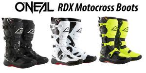 O'Neal RDX 2.2 Boots Off-Road MX Dirt Bike