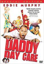 Daddy Day Care DVD 2003 Special Edition Widescreen w/ Jeff Garlin & Eddie Murphy