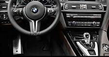BMW OEM F12 F13 6 Series 2012-2018 black piano lacquer trim set individually Line