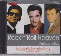ROCK 'N' ROLL HEAVEN - VARIOUS ARTISTS - CD