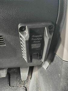 Concealed Gun Magnet Mount for S&W M&P Shield & Shield Plus