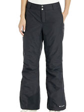 NWT Columbia Womens Bugaboo Oh Pant Black Plus Size 2X Reg