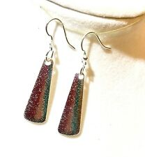 EARRINGS STERLING SILVER DANGLE