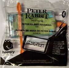 2018 McDonald's Happy Meal Toy Peter Rabbit Foosball Toy #4