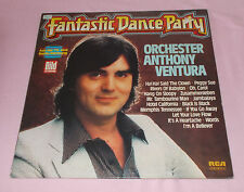 LP  Fantastic Dance Party Orchester Anthony Ventura,VG+,cleaned ,RCA PL 28350