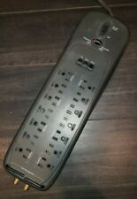 Power Sentry Home Theater 14-Outlet Surge Protector 4100 Joules 8' Cord. Used.