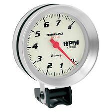 "Equus 8068 8000 Series 3-3/8"" Electrical Tachometer, 8000 RPM"
