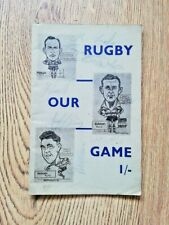 More details for winslade, keith & jackson 1959-60 oldham rugby league testimonial brochure