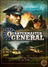 Griggling Games-WW2-Quartiermastro generale