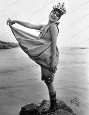 8x10 Print Gloria Swanson Mack Sennett Bathing Beauty by Evans 1917 #4303