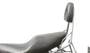 Kawasaki VN1500 Carreras Sissybar - Cromo Por Hepco & Becker (1999-2003)