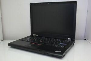 """Lenovo ThinkPad T410 2537 14.1"""" Intel Core i5-520M 2GB Ram 1TB HDD - Sold AS IS"""