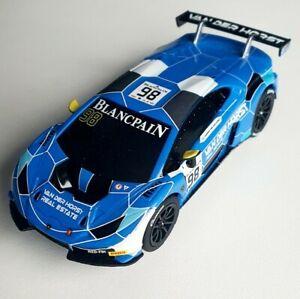 Carrera Go!!! 1:43 Lamborghini Huracan GT3 Slotcar Bahn NEU Auto Erweiterung