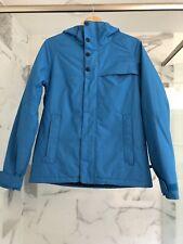 Burton Women's Dryride Snowboard Jacket Blue Size Medium M