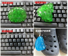 Magic Cleaning Gel Putty Keyboard Console Laptop PC Computer Cleaner Dust C243