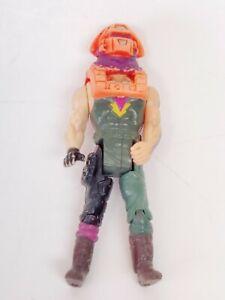 1986 Kenner MASK M.A.S.K. BRUNO SHEPARD Figure Stinger Complete