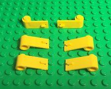 Lego New City Yellow Car / Truck / Vehicle Door Parts X3 Sets (left X3,right X3)