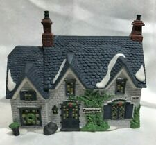Dept 56 Dickens Village Oliver Twist Brownlow House with Box Christmas Village