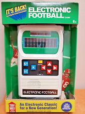 Electronic Classic Football Handheld Pocket Game Vintage Retro Mini Arcade Toy