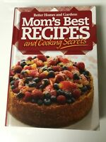 MOM'S BEST RECIPES AND COOKING SECRETS - Better Homes and Gardens Cookbook - New