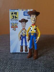 Takara Tomy Metakore Toy Story 4 Woody Metal Figure