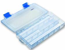 Dam Mad Space 4-compartment Box Karpfentasche Tacklebox Karpfen Zubehörbox Bequem Und Einfach Zu Tragen Angelkoffer & -boxen