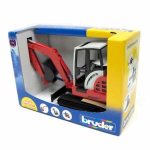 1/16th Schaeff Hr16 Mini Excavator by Bruder 02432