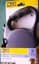 Ped ZONE Retractable dog Leash up to 50 lbs, 16 ft.