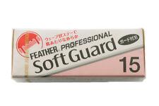 Feather SoftGuard japońskie ostrza PSF15